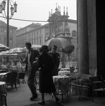 gbc_166789_17_593_Torino // Piazza San Carlo, Torino, 1959