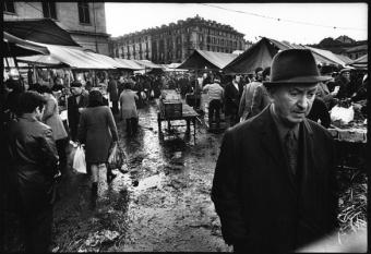 Al mercato di Porta Palazzo, Torino