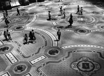 Galleria Vittorio Emanuele - ottagono, Milano
