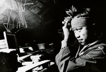 Rituals Burma Tribe